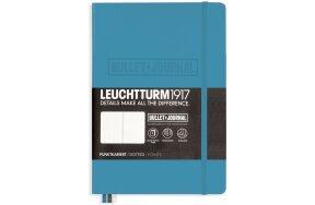 NOTEBOOK LEUCHTTURM BULLET JOURNAL A5 NORDIC BLUE